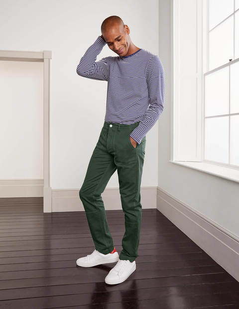 Everyday Herringbone Trousers