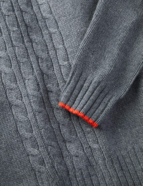 Lambswool Roll Neck