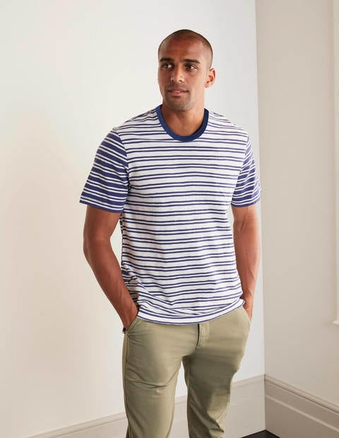 Hotchpotch Stripe Tee