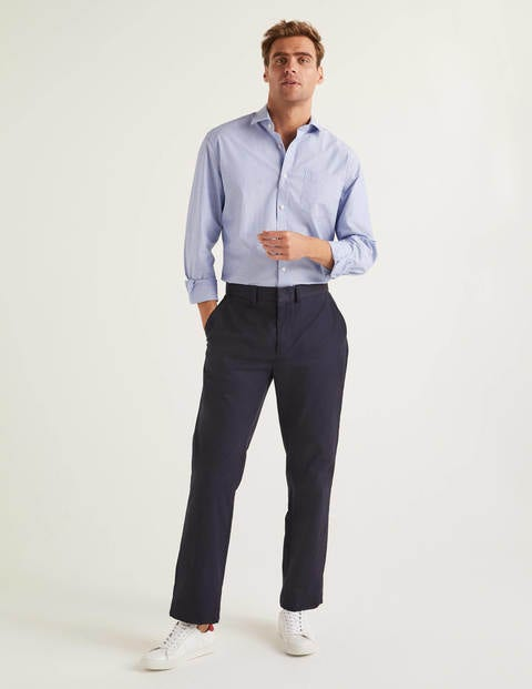 Original Straight Leg Chinos - Navy