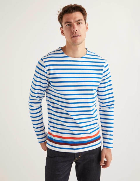 Chichester Mariner - Bold Blue Multi Stripe