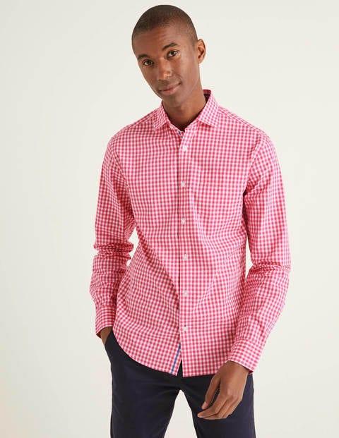 Poplin Pattern Shirt