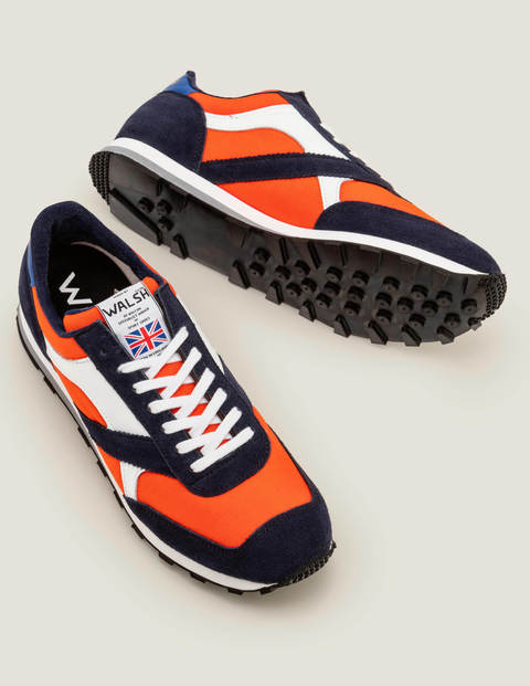 Walsh Tornado Trainers - Orange Multi