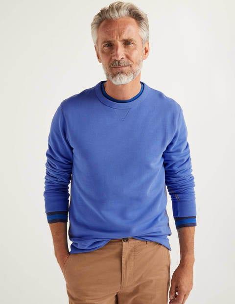 Elveden Sweatshirt - Sky Blue