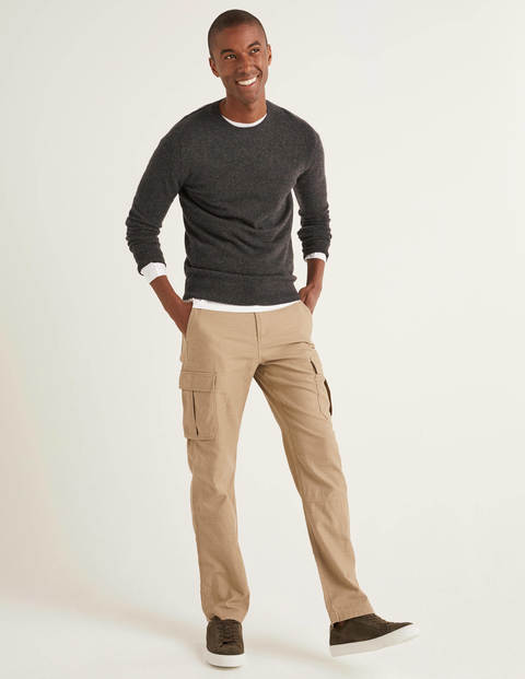 Cargo Trousers - Malt