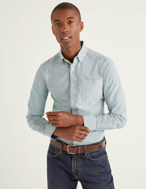 Slim Fit Modern Oxford Shirt