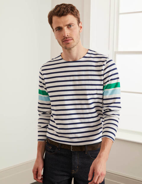 Chichester Mariner - Navy Multi Stripe