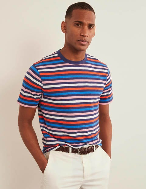 Summer Stripe Crew