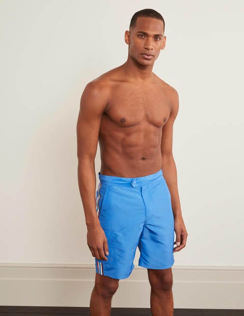 Board Shorts - Malibu Blue Stripe