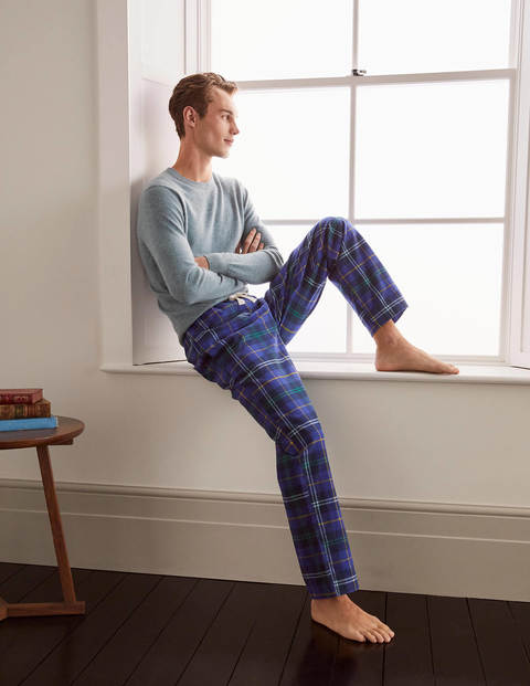 Brushed Cotton Pajama Bottoms