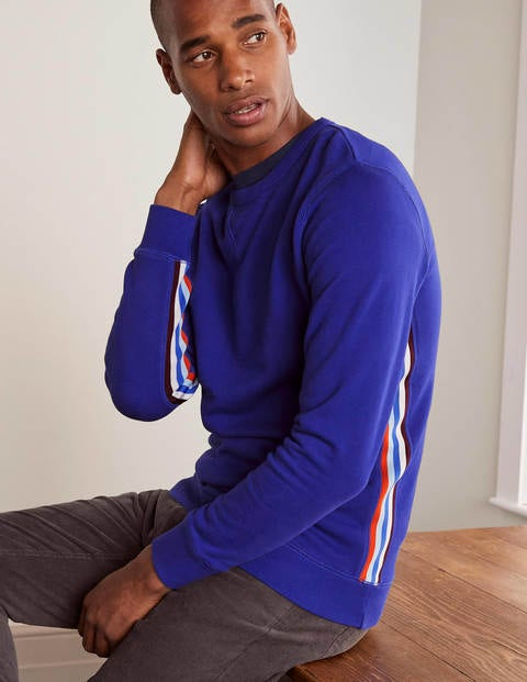 Irvine Sweatshirt - Regal Blue