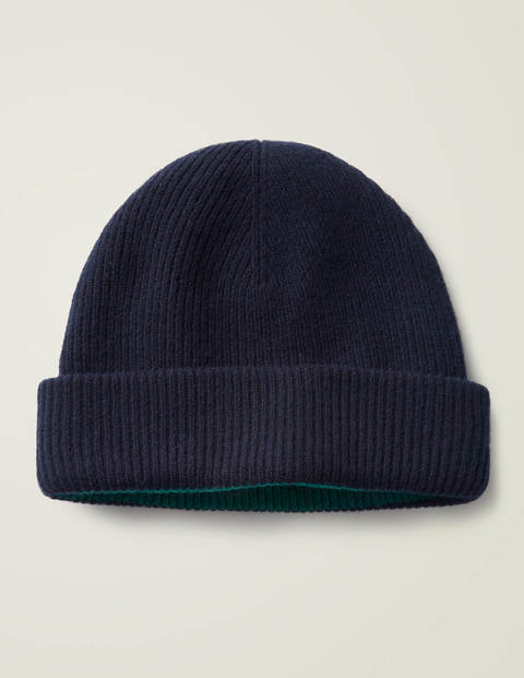 Reversible Merino Hat