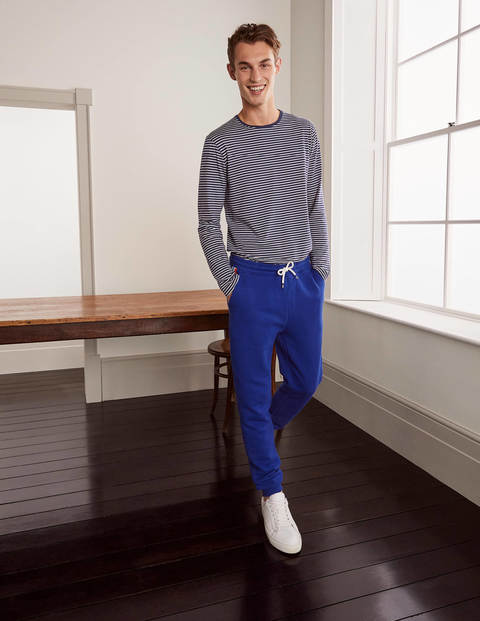 Irvine Joggers - Regal Blue