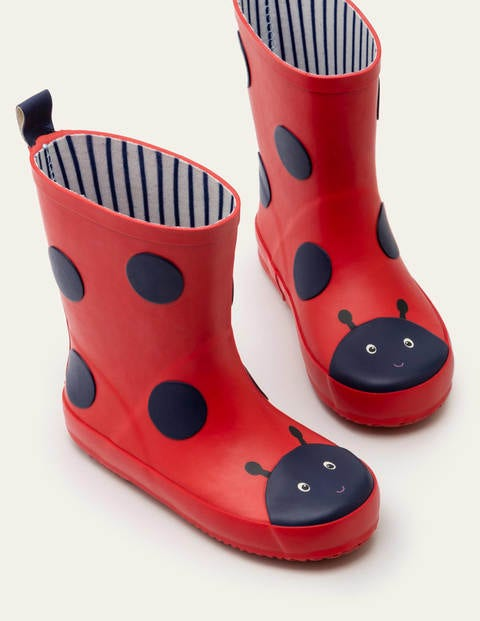 Ladybird Wellies