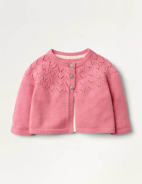 Cosy Cardigan - Formica Pink