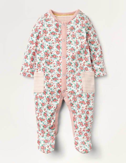 Supersoft Printed Sleepsuit