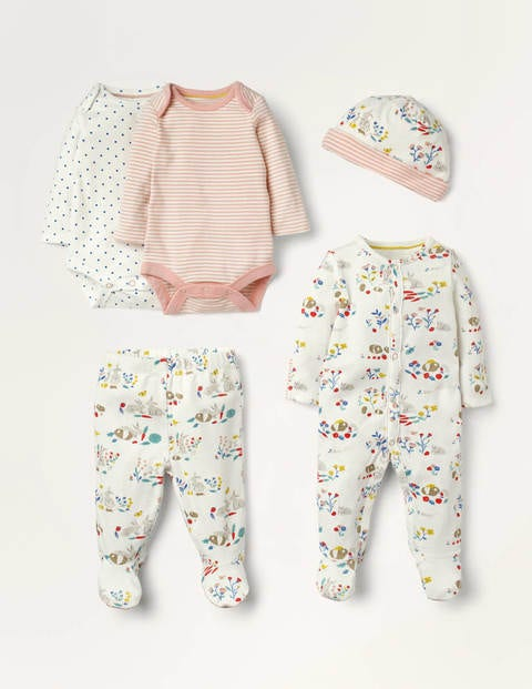 5 Piece Newborn Gifting Set