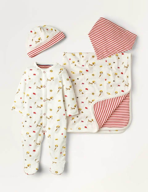 Sprout Newborn Gift Set