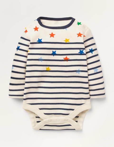 Breton Body - Rainbow Stars