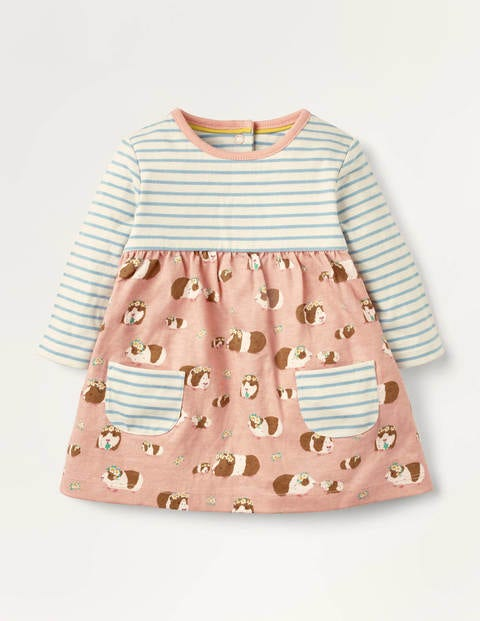 Jersey Hotchpotch Dress