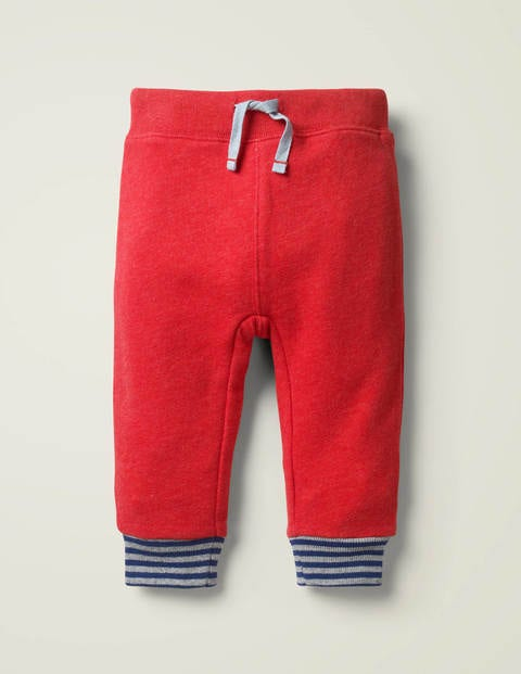 Pantalon en jersey Essential - Rouge