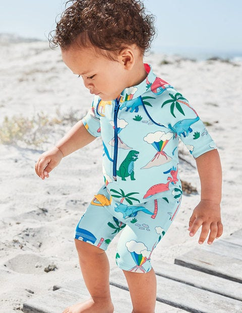 Sunsafe Summer Surfsuit