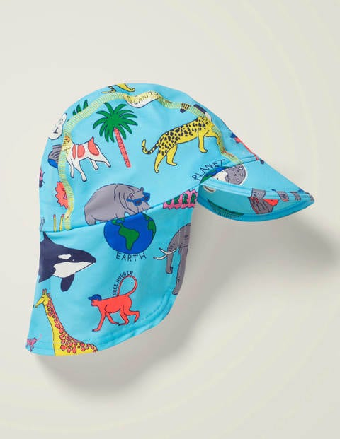 Natural World Swim Hat