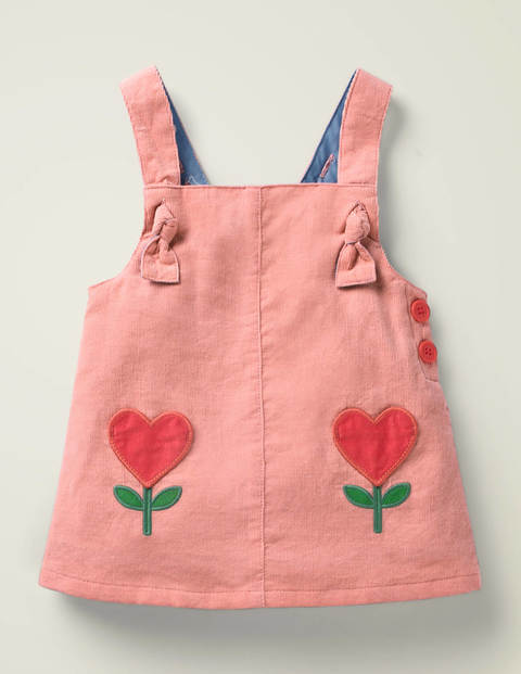 Cord Heart Pinnie