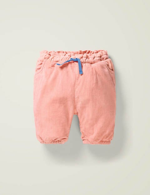 Cord Pants - Boto Pink