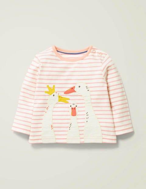 Farm Animal Appliqué T-shirt