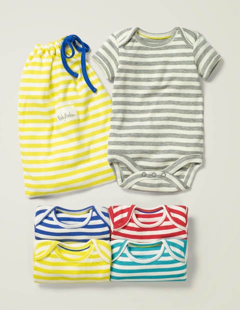 Stripe 5 Pack Bodies