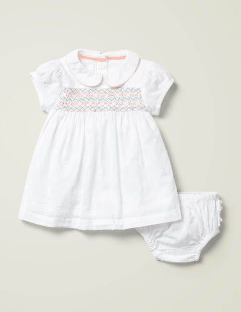 Smocked Occasion Dress