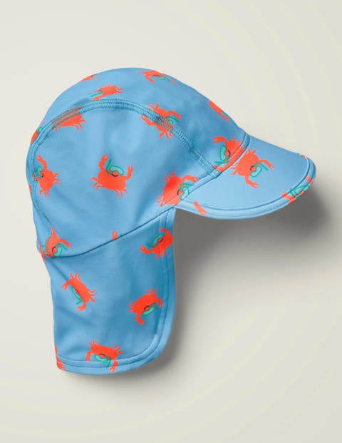 Sun-safe Printed Swim Hat