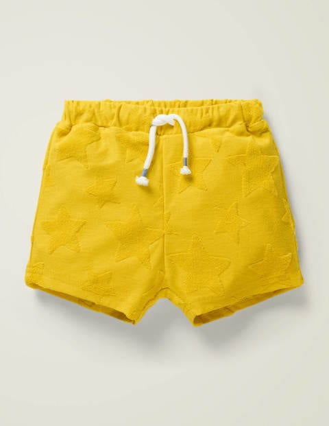 Textured Towelling Shorts