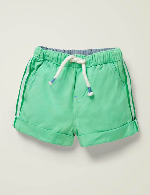Woven Pull-on Shorts
