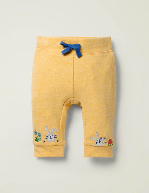 Appliqué Patch Marl Bottoms