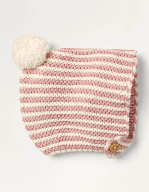 Knitted Bonnet