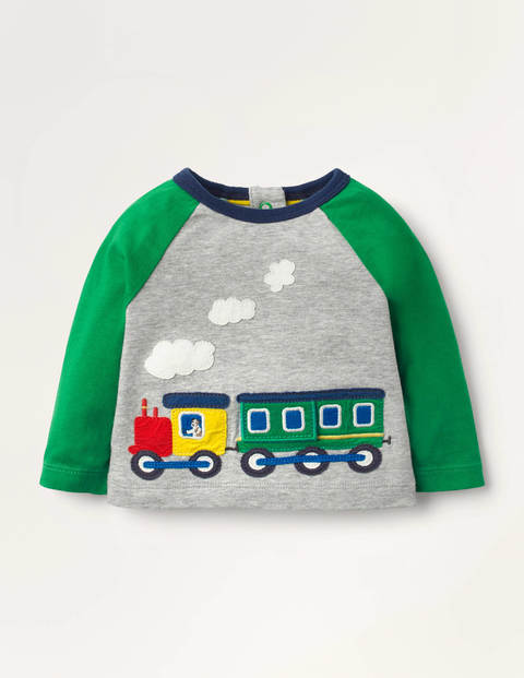 Appliqué Toy T-shirt