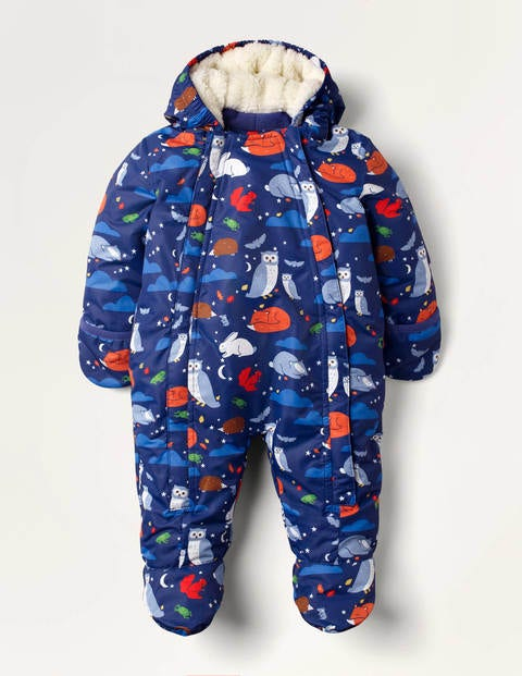 Printed Waterproof Snowsuit