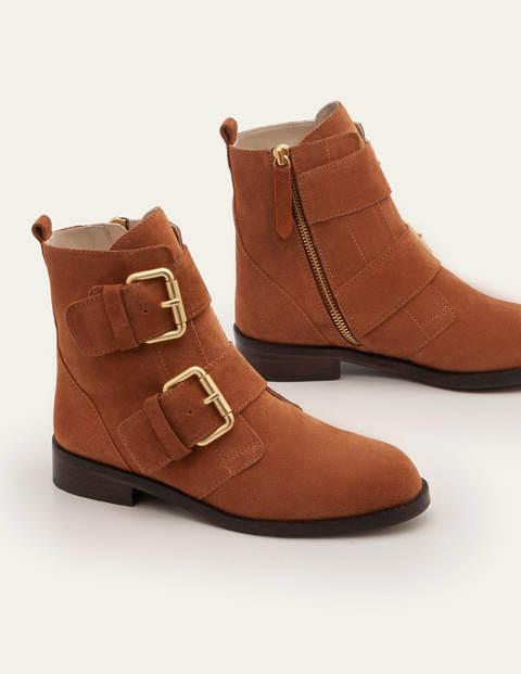 Cavenham Ankle Boots - Tan