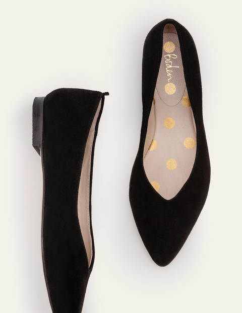 Julia Pointed Flats