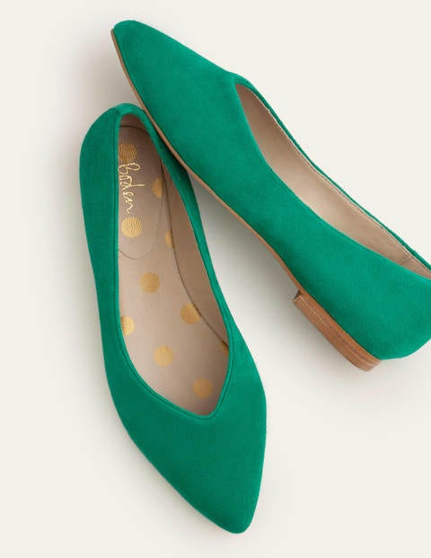 Julia Pointed Flats - Wild Meadow