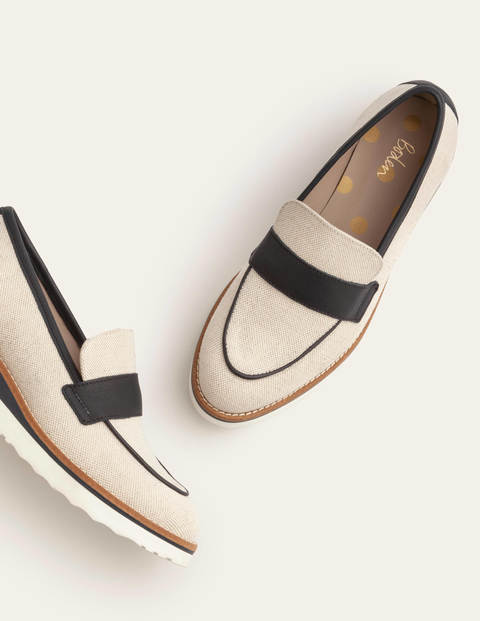 Betty Platform Loafers