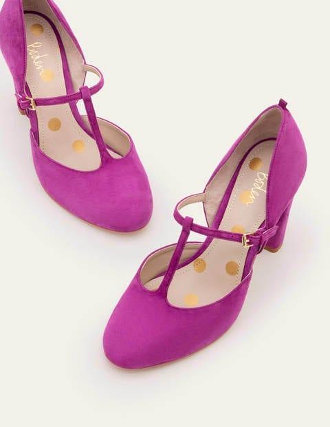 Laurie T-Bar Heels