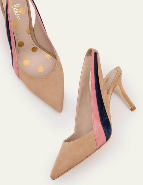 Louisa Slingbacks