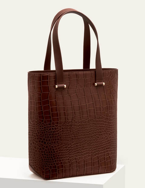 boden - Juliet Shopper Brown Damen , Brown