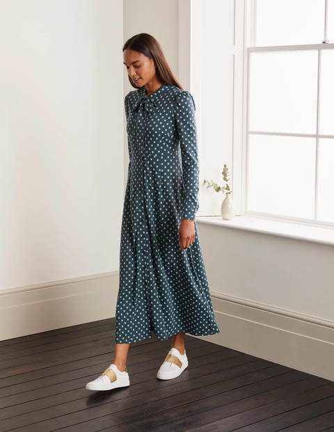 Mirabelle Shirt Dress - Submarine, Regular Dot