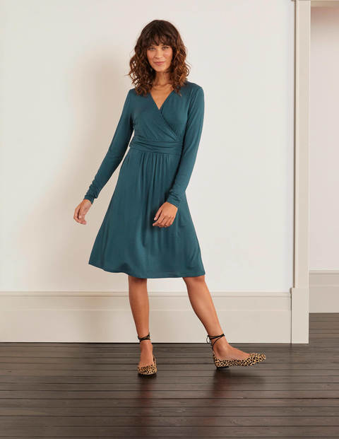 Layla Jersey Dress - Submarine