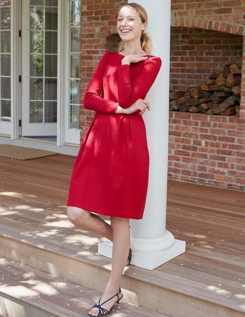 Melanie Ponte Dress