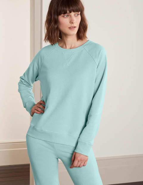 Ava Sweatshirt - Icicle Green